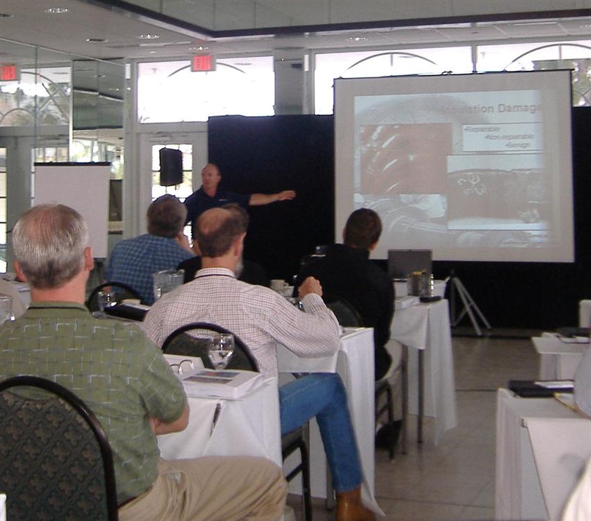 generator maintenance seminar